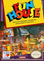 Fun House - Front | Fun House NES