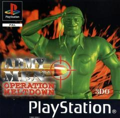 Army Men Operation Meltdown PAL Playstation Prices