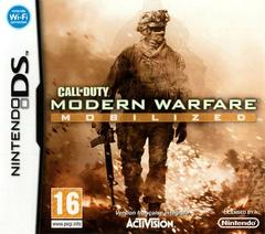 Call of Duty Modern Warfare Mobilized PAL Nintendo DS Prices