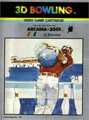 3D Bowling - Front | 3D Bowling Arcadia 2001