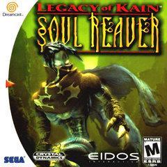 Legacy of Kain Soul Reaver Sega Dreamcast Prices