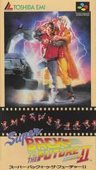 Super Back to the Future II Super Famicom Prices