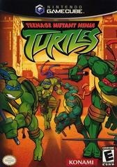 Case - Front | Teenage Mutant Ninja Turtles Gamecube