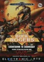 Buck Rogers: Countdown to Doomsday PAL Sega Mega Drive Prices