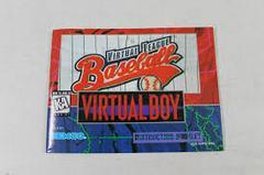 Virtual League Baseball - Instructions | Virtual League Baseball Virtual Boy