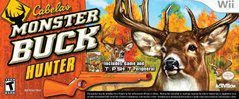 Cabela's Monster Buck Hunter with Gun Wii Prices