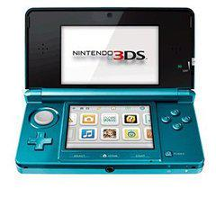 Nintendo 3DS Aqua Blue Nintendo 3DS Prices
