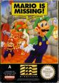 Mario Is Missing | PAL NES