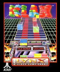 Klax Atari Lynx Prices