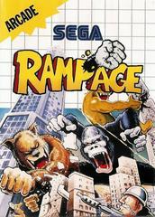 Rampage PAL Sega Master System Prices