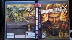 Mercenaries 2 World In Flames [Not for Resale] Playstation 3 Prices