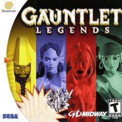 Gauntlet Legends Sega Dreamcast Prices
