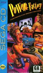 C&C Music Factory Make My Video - Front | Power Factory: Featuring C+C Music Factory Sega CD