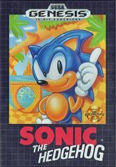 Sonic the Hedgehog Sega Genesis Prices
