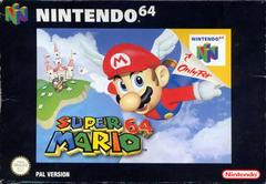 Super Mario 64 PAL Nintendo 64 Prices