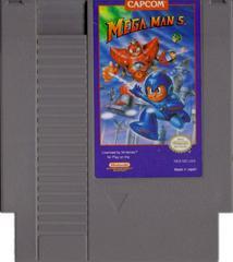 Cartridge   Mega Man 5 NES
