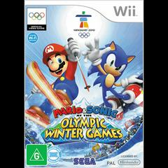 Mario & Sonic at the Olympic Winter Games PAL Wii Prices