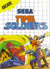 Time Soldiers Sega Master System Prices