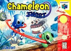 Chameleon Twist Nintendo 64 Prices