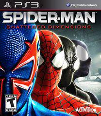 Spiderman: Shattered Dimensions Playstation 3 Prices
