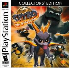 Manual - Front | Spyro Collector's Edition Playstation
