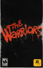 Manual - Front | The Warriors Playstation 2