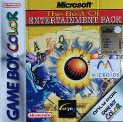 Best of Entertainment Pack PAL GameBoy Color Prices