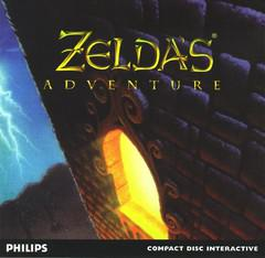 Zelda's Adventure CD-i Prices