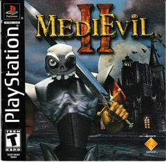 Manual - Front | Medievil II Playstation
