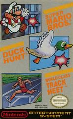 Super Mario Bros Duck Hunt World Class Track Meet NES Prices