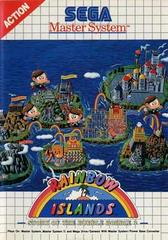 Rainbow Islands PAL Sega Master System Prices