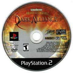 Game Disc | Baldur's Gate Dark Alliance Playstation 2