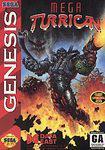 Mega Turrican Sega Genesis Prices
