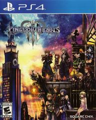 Kingdom Hearts III Playstation 4 Prices