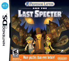 Professor Layton and the Last Specter Nintendo DS Prices