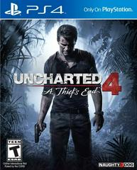 Uncharted 4 A Thief's End Playstation 4 Prices