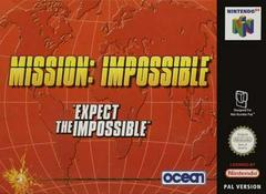 Mission Impossible PAL Nintendo 64 Prices
