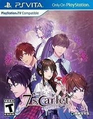 7'scarlet Playstation Vita Prices