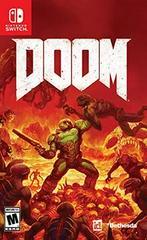 Doom Nintendo Switch Prices