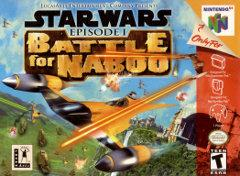 Star Wars Battle for Naboo Nintendo 64 Prices