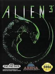 Alien 3 - Front   Alien 3 NES