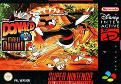 Donald in Maui Mallard PAL Super Nintendo Prices