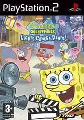 SpongeBob SquarePants Lights Camera Pants PAL Playstation 2 Prices