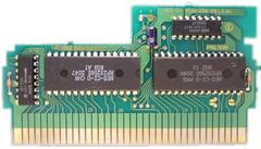 Circuit Board   City Connection NES