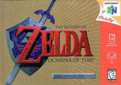 Zelda Ocarina of Time Collector's Edition Nintendo 64 Prices