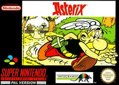 Asterix PAL Super Nintendo Prices