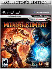 Mortal Kombat Kollector's Edition Playstation 3 Prices