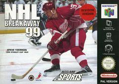 NHL Breakaway '99 PAL Nintendo 64 Prices