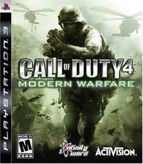 Call of Duty 4 Modern Warfare Playstation 3 Prices