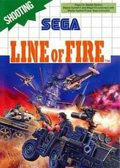 Line of Fire PAL Sega Master System Prices